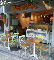 ‪Orange Gelateria & Cafe‬