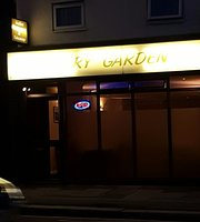 Curry garden restaurant