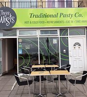 ‪Three Twists Traditional Pasty Company‬