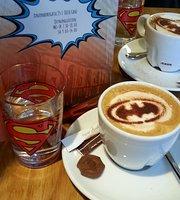 Geek's Café