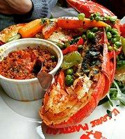 le crabe-marteau