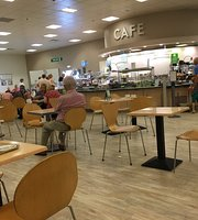 Waitrose cafe Rushden