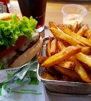 Friends & Brgrs Koebenhavn / Burgers & Fries