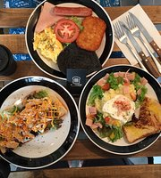 A Toast Breakfast & Juice Bar