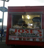 Jose's Mexican Express Food