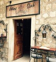 Wine bar Matusko