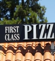 First Class Pizza