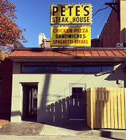 Pete's Steak House