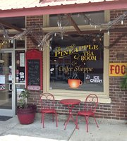 The Pineapple Tea Room & Coffee Shoppe