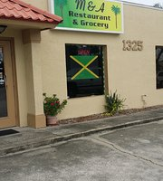 M & A Caribbean Restaurant & Grocery