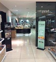 Cafe Zest in House of Fraser