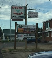 Restaurant Francoeur Steaks