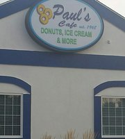 Paul's Cafe Donuts, Ice Cream & More