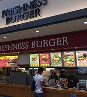 Freshness Burger, Shishui Premium Outlet