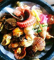 Jeju Seafood Rice