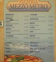 Pizzeria Mezzo Metro