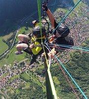 Jedrenje padobranom i paraglajding