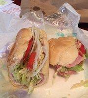 A's Giant Sandwich