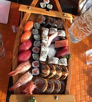 Sushi At Rubens