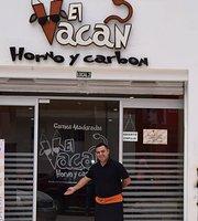 """El Vacan """"Horno y Carbón"""""""