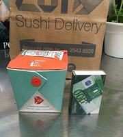 Zui Sushi Delivery