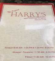 Harry's Pizza