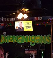 Shenanigans Sports Bar