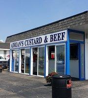 Adrian's Custard & Beef