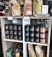 No9 Kaffe og platebar