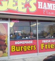 Gee's Hamburgers
