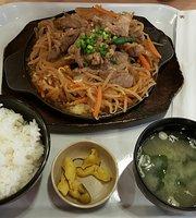 Matsuo Genghiskhan Shin Chitose Airport Food Court