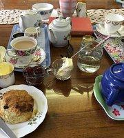The Vintage Tearoom at Vintage Fleur
