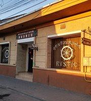 Restaurantul Rustic