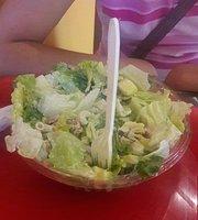Blatt salat haus Campestre