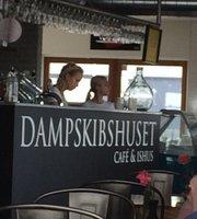 Dampskibshuset Cafe & Ishus
