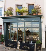 Mercia restaurant and wine bar