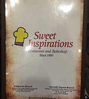 Cafe Sweet Inspirations
