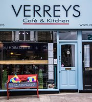 Verreys Cafe & Kitchen