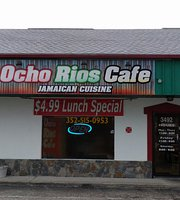 Ocho Rios cafe