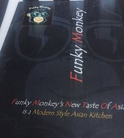 Funky Monkey Indian Tapas & Lounge Bar