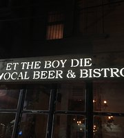 Let The Boy Die