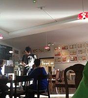 Álafoss Café