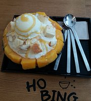 ‪Hobing Korean Dessert Cafe‬