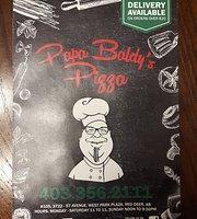 Papa Baldy's Pizza