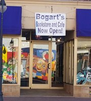 ‪Bogart's Bookstore and Cafe‬