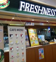 Freshness Burger, New Chitose Airport