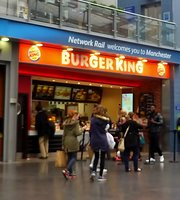 Burger King Piccadilly Train Station
