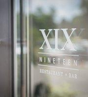 Nineteen (XIX) Restaurant
