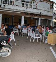 Bar Restaurante El Huertas