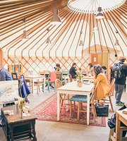 Yurt Café Limehouse
